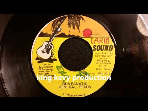 General Pecos - Gun Fanatic - Carib Sound 7