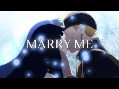 Marry me - Naruto x Hinata「AMV」