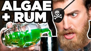 REAL Pirate Food Taste Test