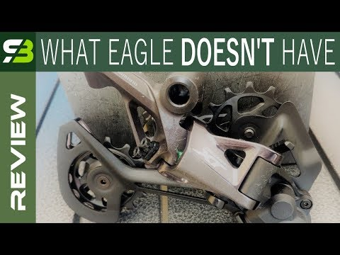 5 Things Sram Eagle Doesn't Have... New Shimano XT M8100 In Depth Review!