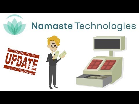 I sold all my Namaste stock I am no longer a shareholder
