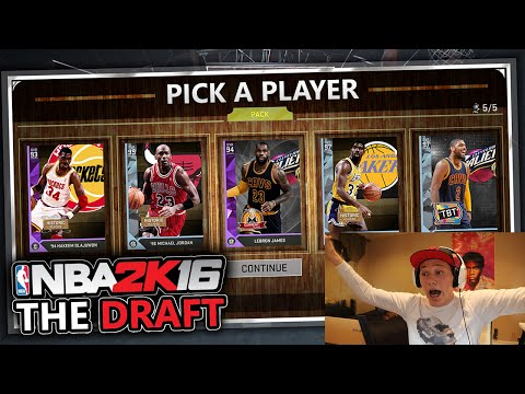using-the-best-team-draft!---nba-2k16-draft!