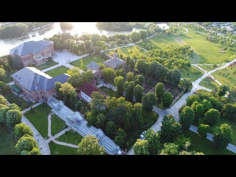 Mogosoaia Palace - Drone Footage