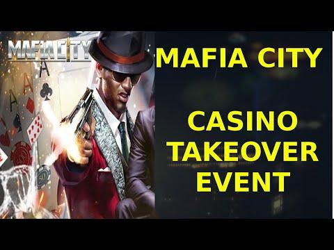 Las Vegas Casino Takeover Event - Mafia City