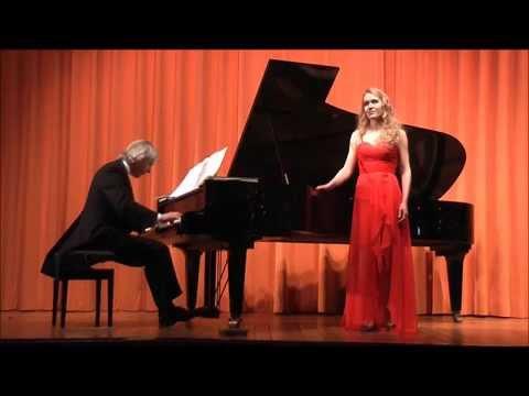 Am Strande Clara Schumann Lied Kunst Live In Concert