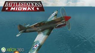 Battlestations: Midway - Xbox 360 Gameplay (2007)