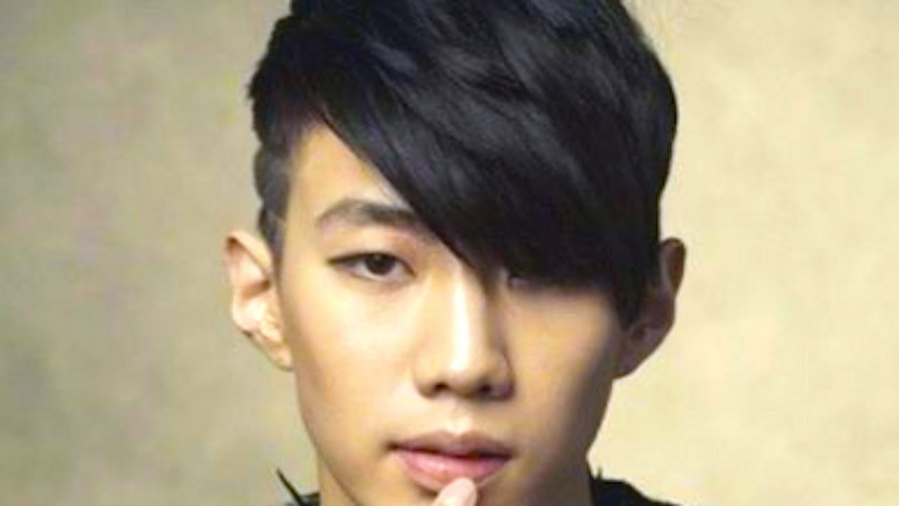 KOREAN MENS HAIRSTYLES 2014