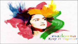 Madonna Keep It Together (12'' Extended Mix)