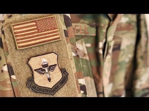 Air Force OCP Wear - Addendum #1 - YouTube