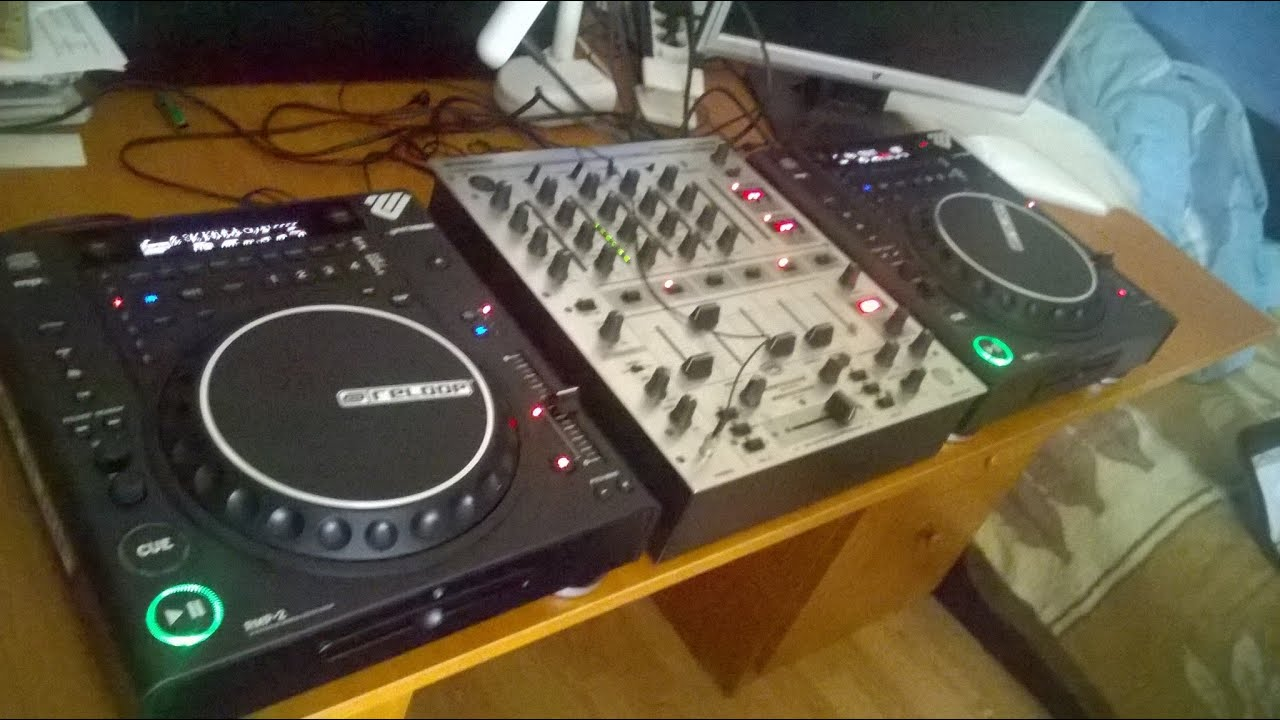 Reloop Rmp 2 Test And Review With Behringer Djx700 Mixer