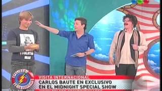 """Carlos Baute Con Marta Sanchez Miño """"Colgado en tus manos"""""""