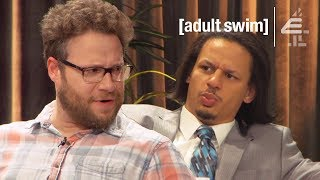 The Seth Rogen Interview | The Eric Andre Show