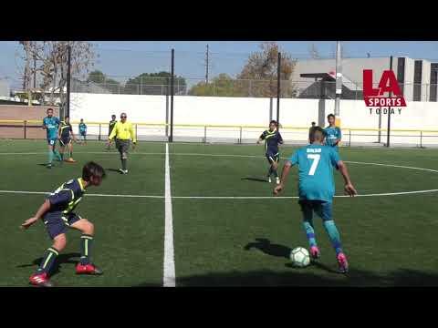 Super Chivas vs. Lynwood en La Liga de Cudahy