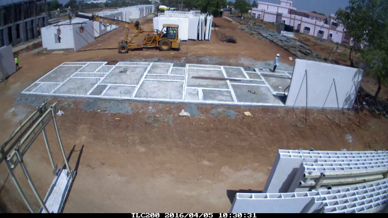 Gfrg Construction At Nellore Youtube