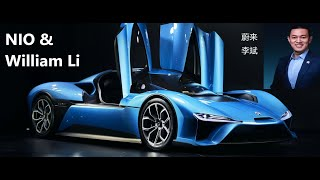 Three Genius of EV: No. 2 NIO