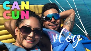 BIRTHDAY IN CANCUN VLOG | EXCELLENCE PLAYA MUJERES RESORT