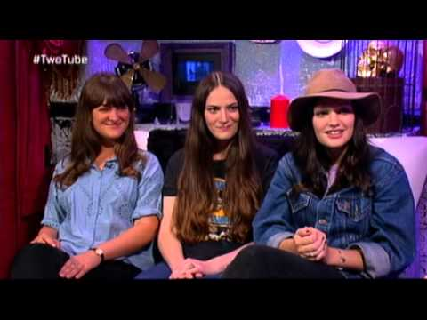 The Staves Rave About Ireland!