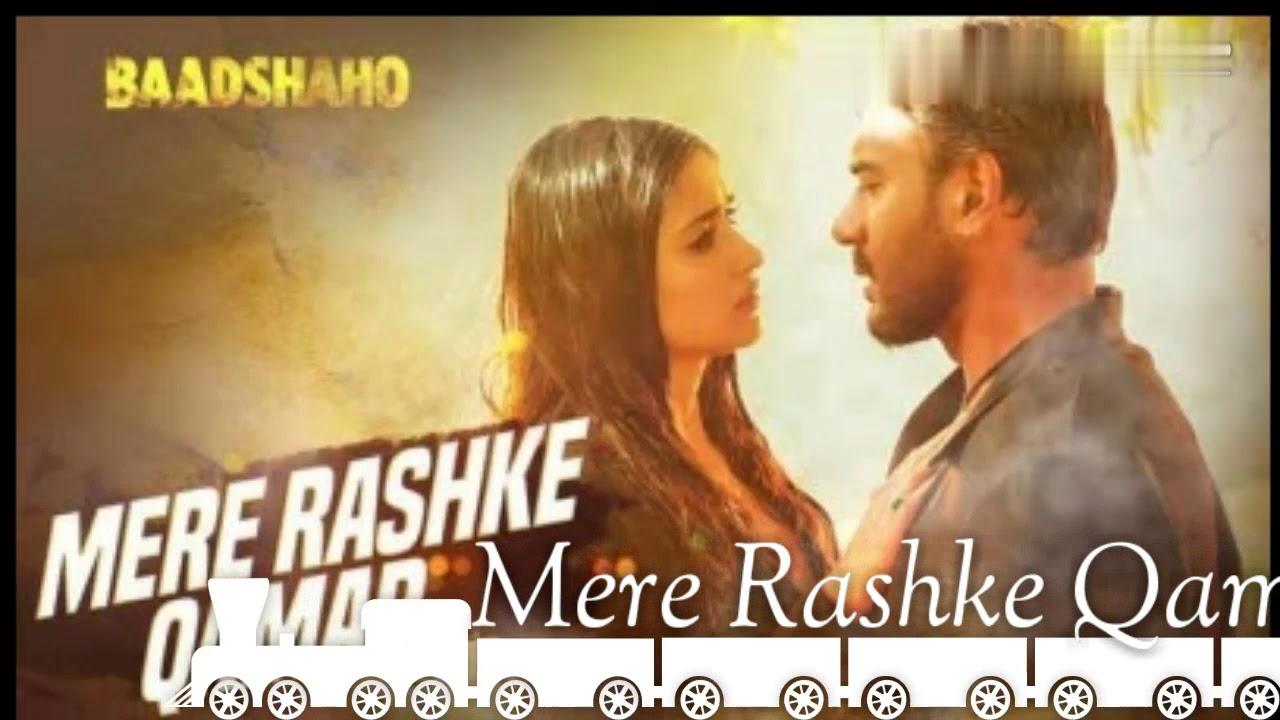 "Download ""Mere Rashke Qamar"" Lyrics & English Translation-Baadshaho 2017"