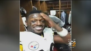 Antonio Brown Reportedly Requests Trade From Steelers