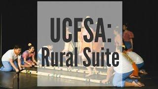 UCFSA XXI Cultural Nite | Rural Suite