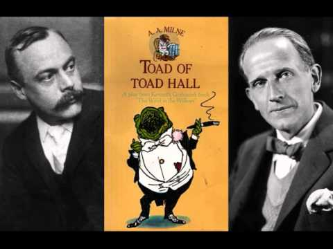 Toad of Toad Hall by A. A. Milne (1973) - BBC Radio Drama