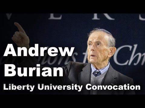 Andrew Burian - Liberty University Convocation