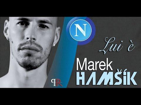 Lui è: MAREK HAMSIK il CAPITANO.