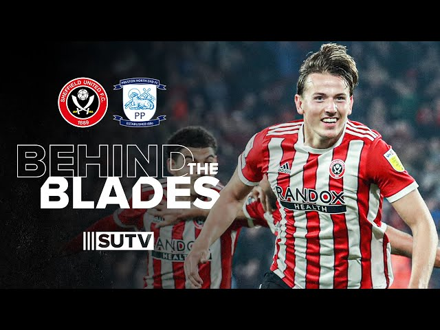 Behind The Scenes | Sheffield United 2-2 Preston North End | Tunnel Cam & Pitchside