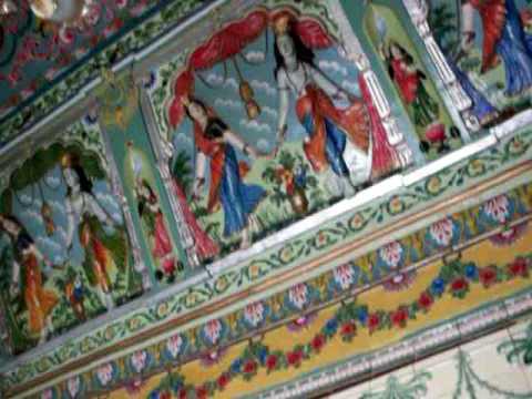 Gummat Saheb Mandir Panna Main Shrine view1.MOV