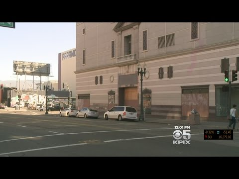 Uber Moving To Historic Former Sears Building In Oakland