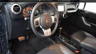2017 Jeep Wrangler Chief Edition Used Cars - McKinney,Texas - 2018-04-21