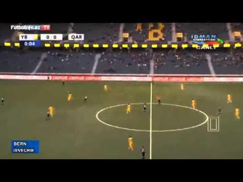 Лига Европы. 4-й отборочный раунд. Янг Бойз (Швейцария) - Карабах (Азербайджан) 0:1