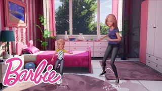 SKATEBOARDING ON RAINBOWS 🌈  IN DREAMTOPIA! | Barbie Vlog | Episode 49