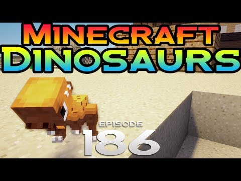 Minecraft Dinosaurs! - Episode 186 - And we shall name you.....