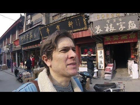 Xi'an a Hangzhou - rychlovka napříč Čínou