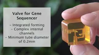 Part of the Week: Valve for Gene Sequencer