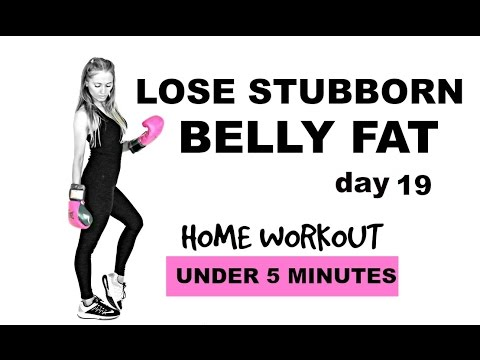 hiit training to lose belly fat