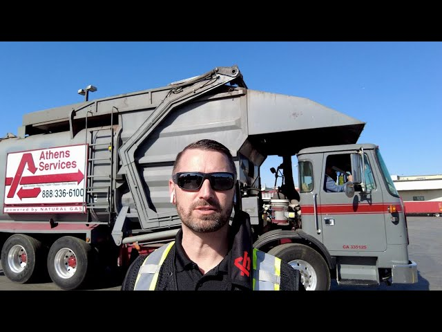 Athens Truck Safety Event