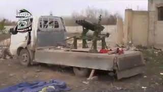 Бои в сирии 18+ часть3