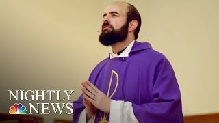 Are Married Priests The Solution To Global Catholic Clergy Shortage?   NBC Nightly News