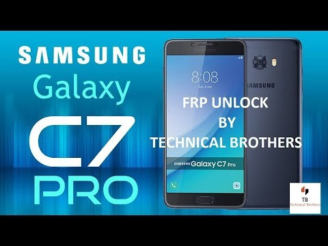 Mobile Info: Samsung Galaxy C7 Pro Reset