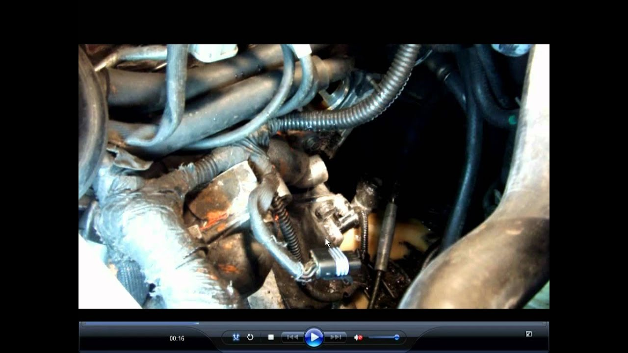 1999 chrysler sebring convertible cps crank position sensor distributor [ 1280 x 720 Pixel ]