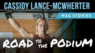Watch how four-time CrossFit Games athlete and #TeamWAG member Cass...