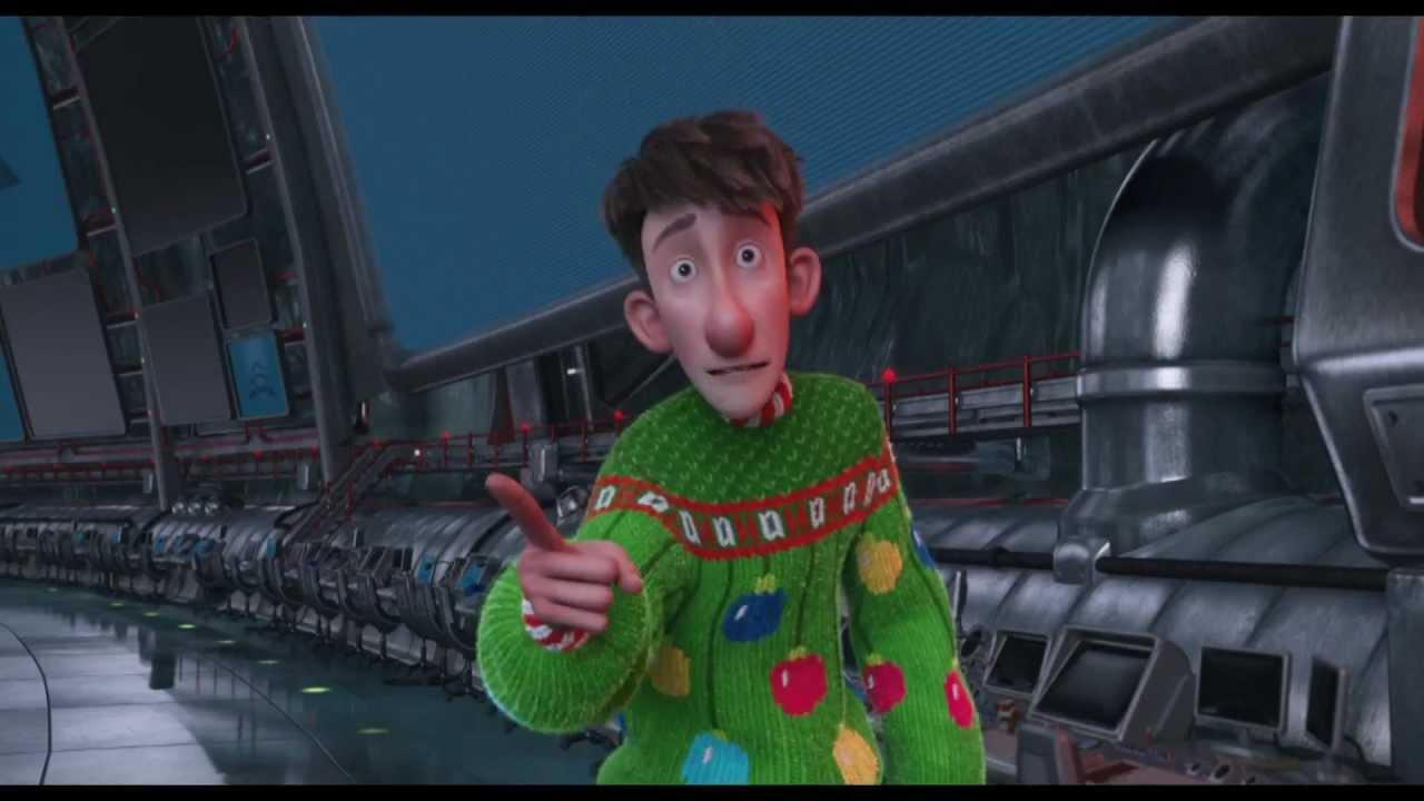 ARTHUR CHRISTMAS: Ο ΓΙΟΣ ΤΟΥ ΑΪ ΒΑΣΙΛΗ 3D (Arthur Christmas 3D ...