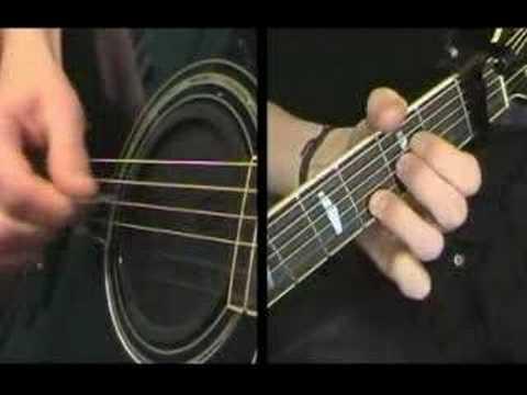 Gitarrenstunde guitar lesson symphonie