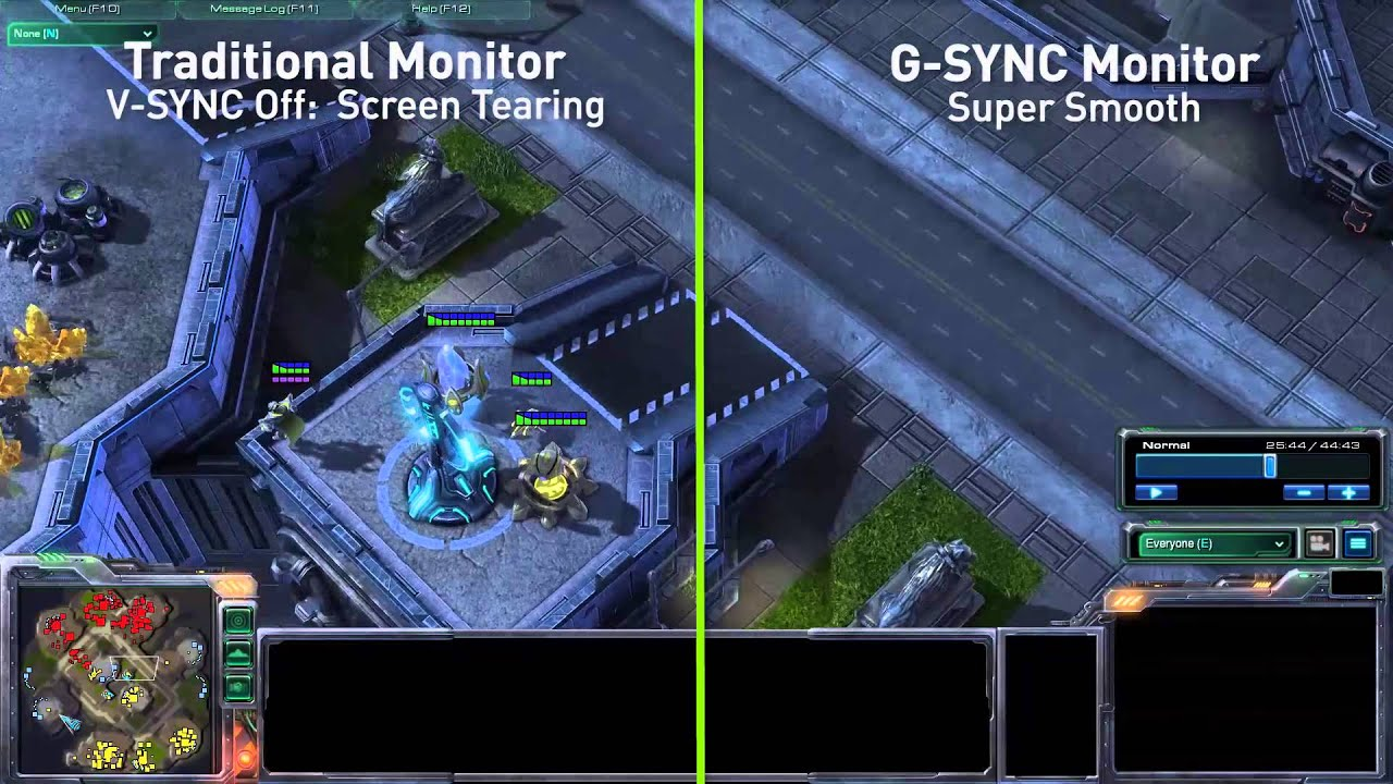 Unofficial list of Nvidia G-Sync compatible Freesync