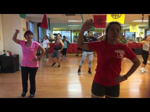 Zumba® DESPACITO - Luis Fonsi ft. Daddy Yankee by Marites Pieper @ Golds Gym BGC Philippines