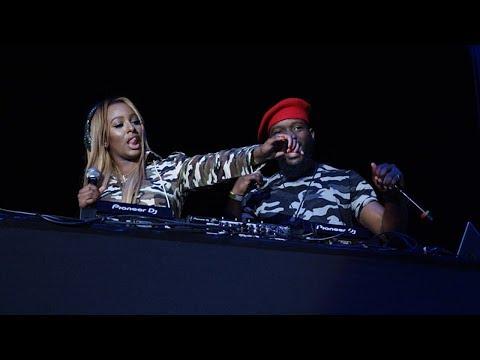 DJ Cuppy x DJ Obi  - One Africa Festival Recap