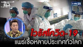 ไวรัสโควิด-19 ระบาดหนักทั่วทั้งโลก