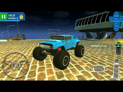 ski resort driving simulator 3 monster truck android. Black Bedroom Furniture Sets. Home Design Ideas